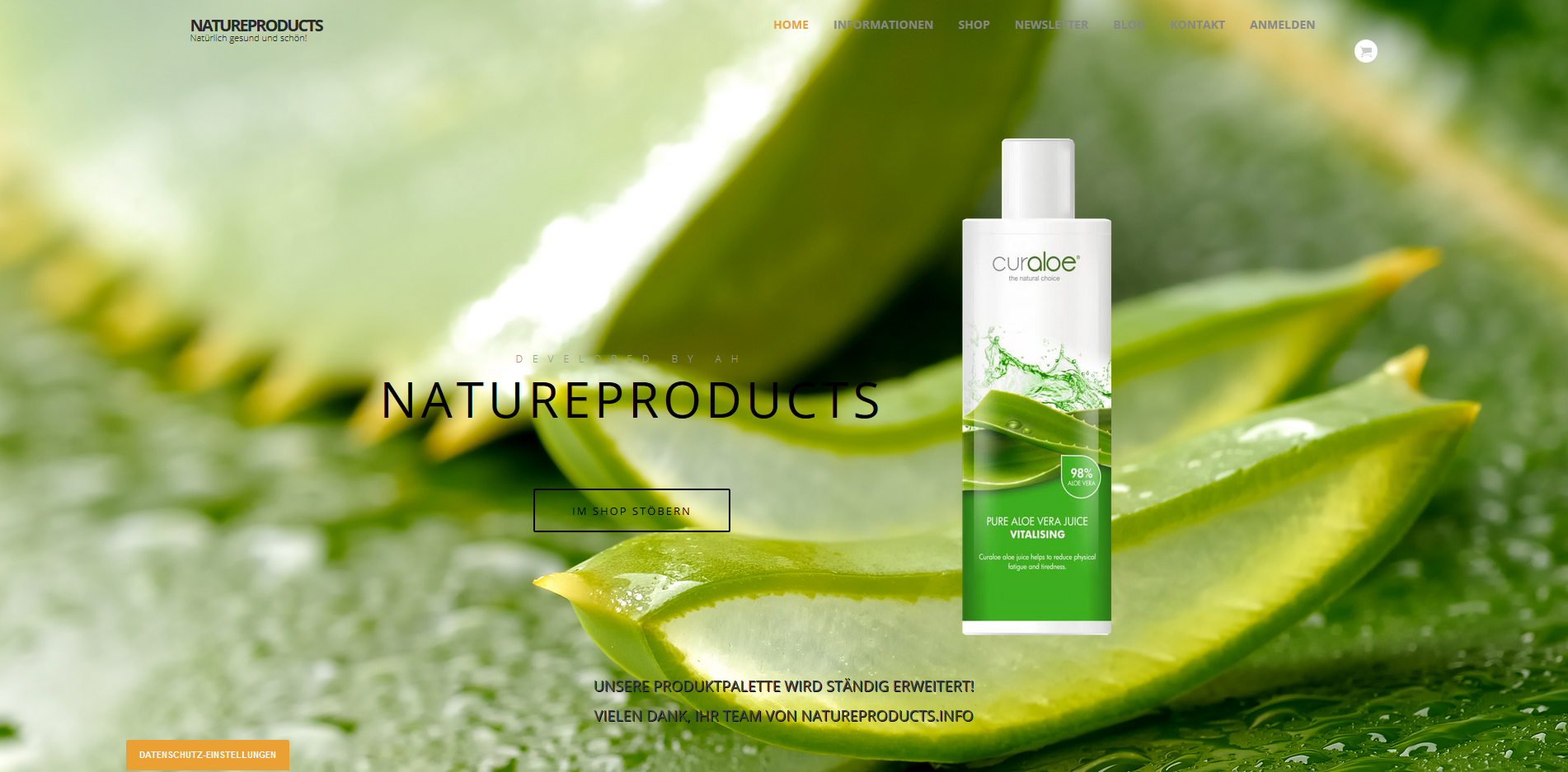 Natureproducts.info